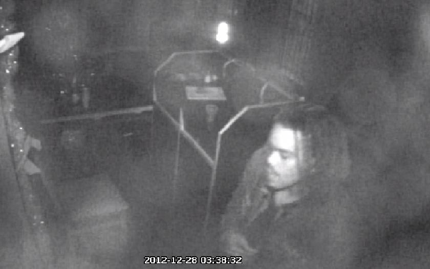 Raymond's Lounge Burglary