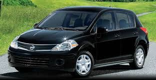 Dark Nissan Versa -- SIMILAR TO SUSPECT'S VEHICLE
