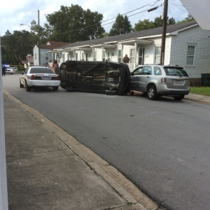 36th Street Crash