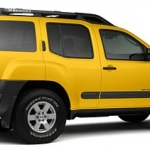 Nissan Xterra similar to vehicle