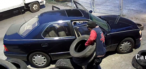Suspect Loading Tires