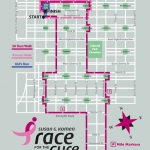 Race for the Cure Map