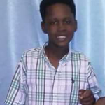 Clinton Small, Jr., 10, was last seen wearing the photographed shirt.