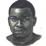 Brown Thrush Road Suspect Sketch
