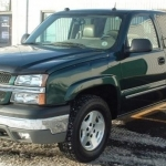 Similar to Suspect's Vehicle