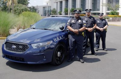SPECIALIZED UNITS – SAVANNAH POLICE