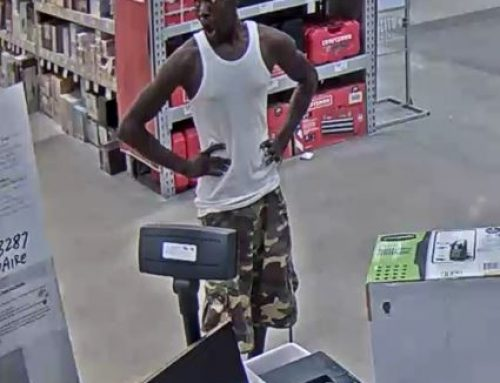 Savannah Police Seek Shoplifting Suspect