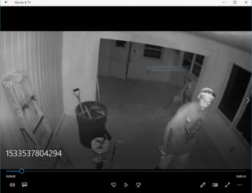 Savannah Police Seek Identity of Burglar