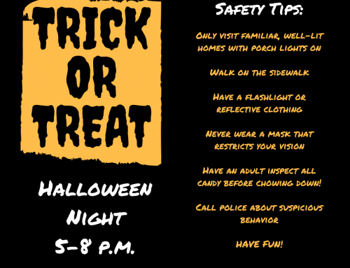 SPD Offers Information on Halloween Safety, Events