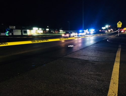 TIU Investigates Fatal Pedestrian-Involved Crash on Montgomery Crossroads
