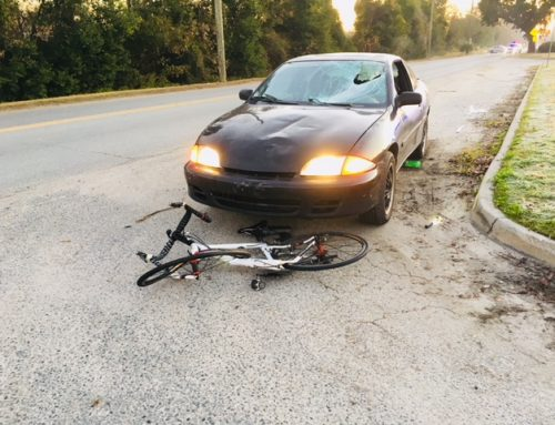 Bicyclist Injured in Louisville Road Crash