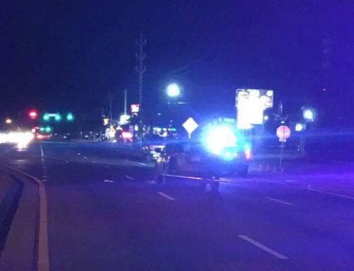TIU Investigates Pedestrian-Involved Crash on Abercorn Street