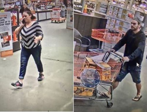 Suspects Sought in Shoplifting Incidents