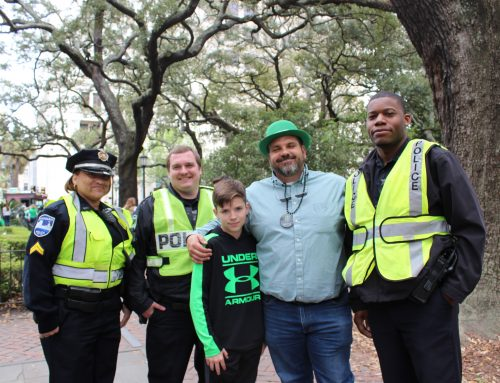 Savannah St. Patrick's Day Celebration 2019