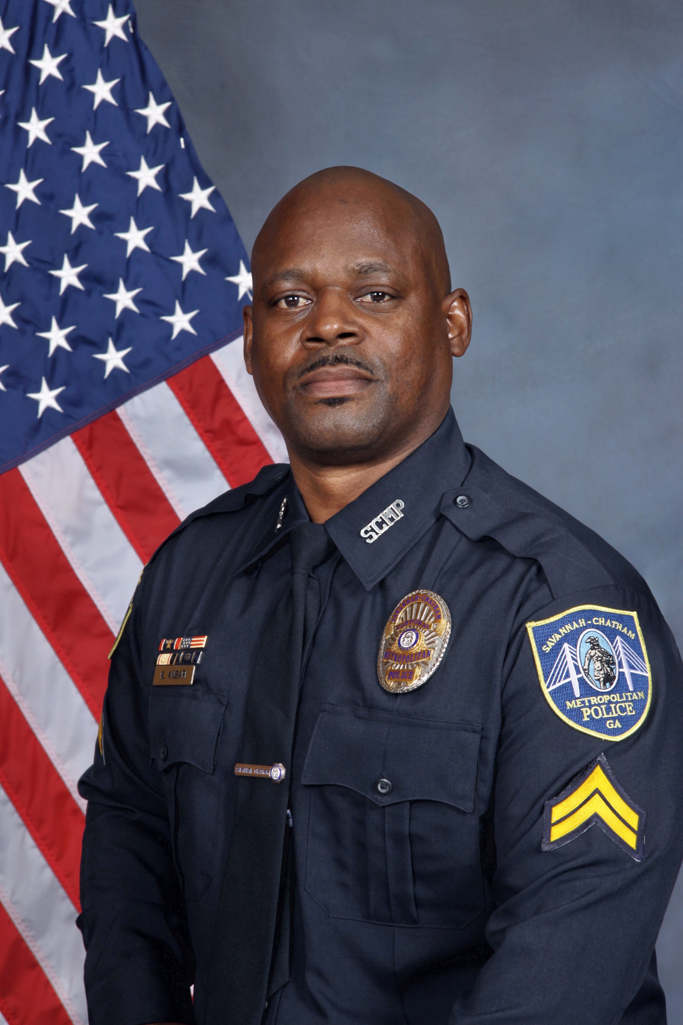 Savannah Police Department Mourns the Loss of Sgt  Kelvin