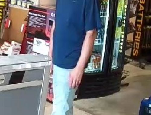 Savannah Police Seek to ID Suspect in Northern Tools Shoplifting