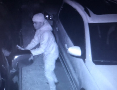 SPD Detectives Seek to ID Attempted Entering Auto Suspect