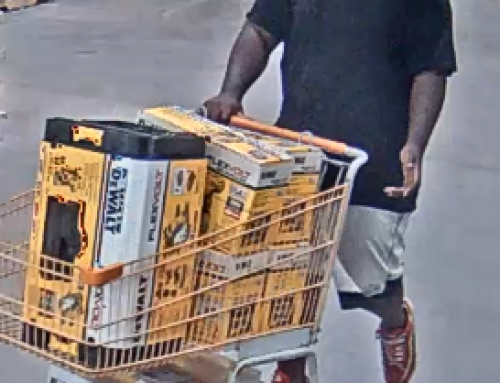 Savannah Police Seek to Identify Suspect in Home Depot Shoplifting