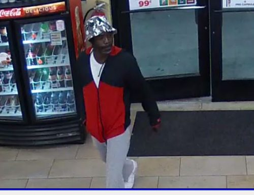 SPD Seeks to ID Armed Robbery Suspect