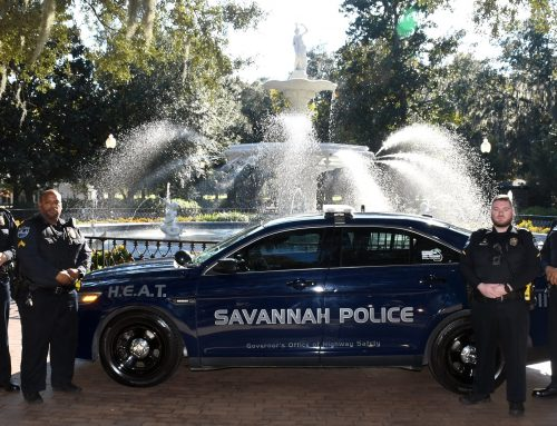 Governor's Office of Highway Safety Awards H.E.A.T Grant to Savannah Police