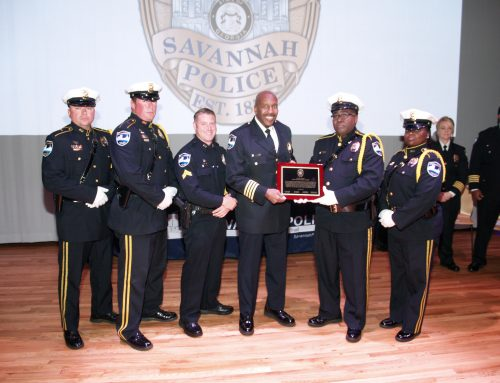 SPD Awards Six Units at Annual Ceremony