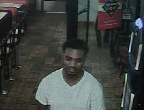 SPD Seeks to ID Suspect in Auto Theft, Transaction Card Theft Investigation