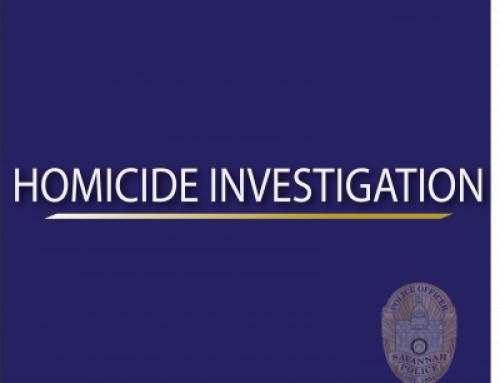 Savannah Police Investigate Waters Avenue Homicide
