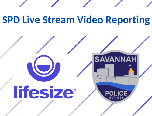 Savannah Police Debut Live Stream Video Reporting Service