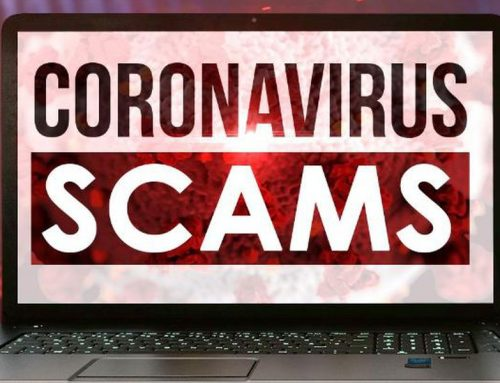 SPD Financial Crimes Warns Public about COVID-19 Scams