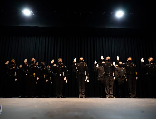 Savannah Police Celebrates the Graduation of 19 New Officers