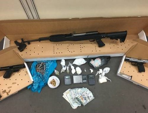 Two Charged in Drug, Weapons Investigation