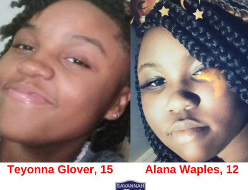 Savannah Police Seek to Locate Missing Juveniles