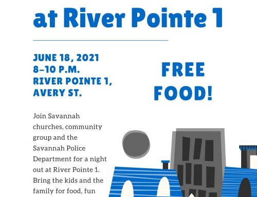 SPD, Community Partners to Host Event at River Pointe 1