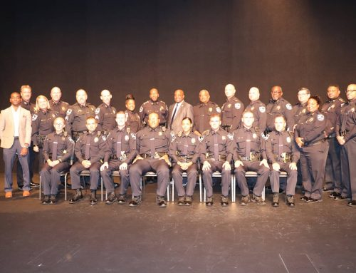 SPD Celebrates Promotions and Graduations at Ceremony