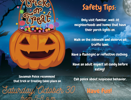 SPD Announces Trick or Treating Recommendation, Safety Tips